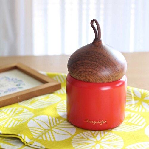 日本ALLGO橡果保溫罐330ml  湯罐保溫杯