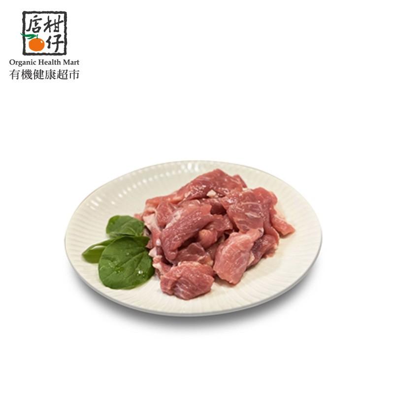 香草豬-梅花燉肉塊 (300g/包)
