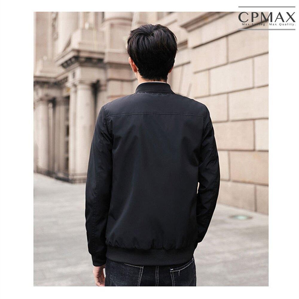 CPMAX 韓系純色立領夾克外套 防風外套 夾克 外套 大尺碼 韓系 男外套 防風 男生衣著 大尺碼外套 C142
