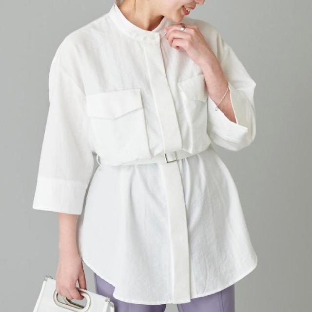 COLONY 2139 - 簡約軍裝風襯衫