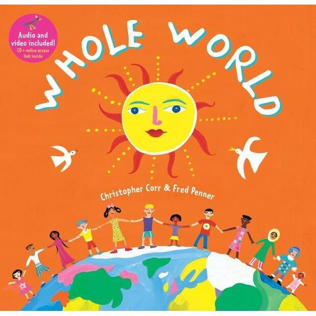 Whole World (1平裝+1影音CD)【三民網路書店】(有聲書)[79折]
