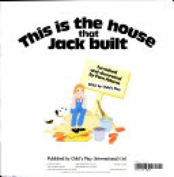 二手書 《Here We Go Round the Mulberry Bush: Five Little Ducks ; This is the House that Jack Built》 R2Y