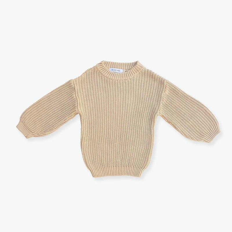 澳洲進口童裝 - Sofia Knit Jumper 舒菲亞針織毛衣