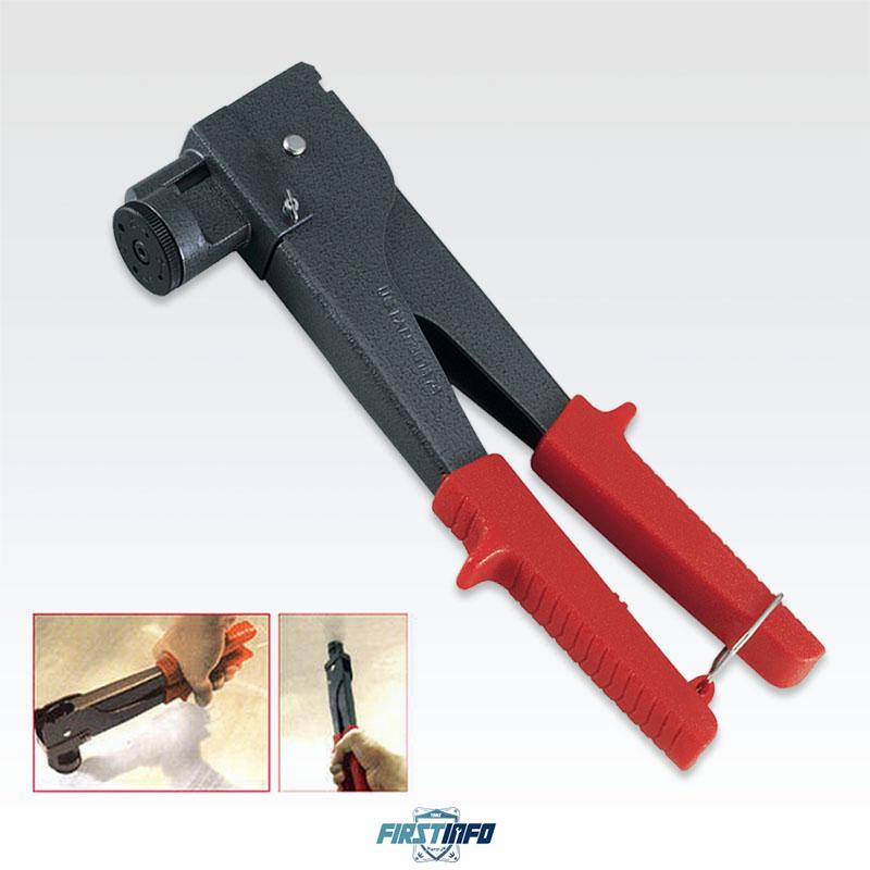 鉚釘槍/拉釘槍垂直水平兩用 適鋼.不銹鋼/不鏽鋼拉釘及鋁拉釘