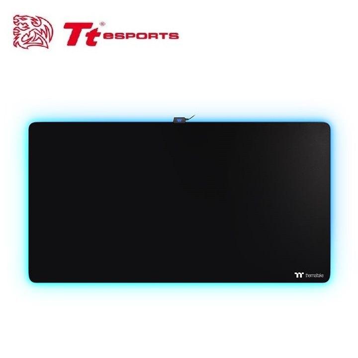 【Tt eSPORTS 曜越】M900 XXL RGB 電競滑鼠墊 (GMP-M16-BLKSXC-01) [富廉網]