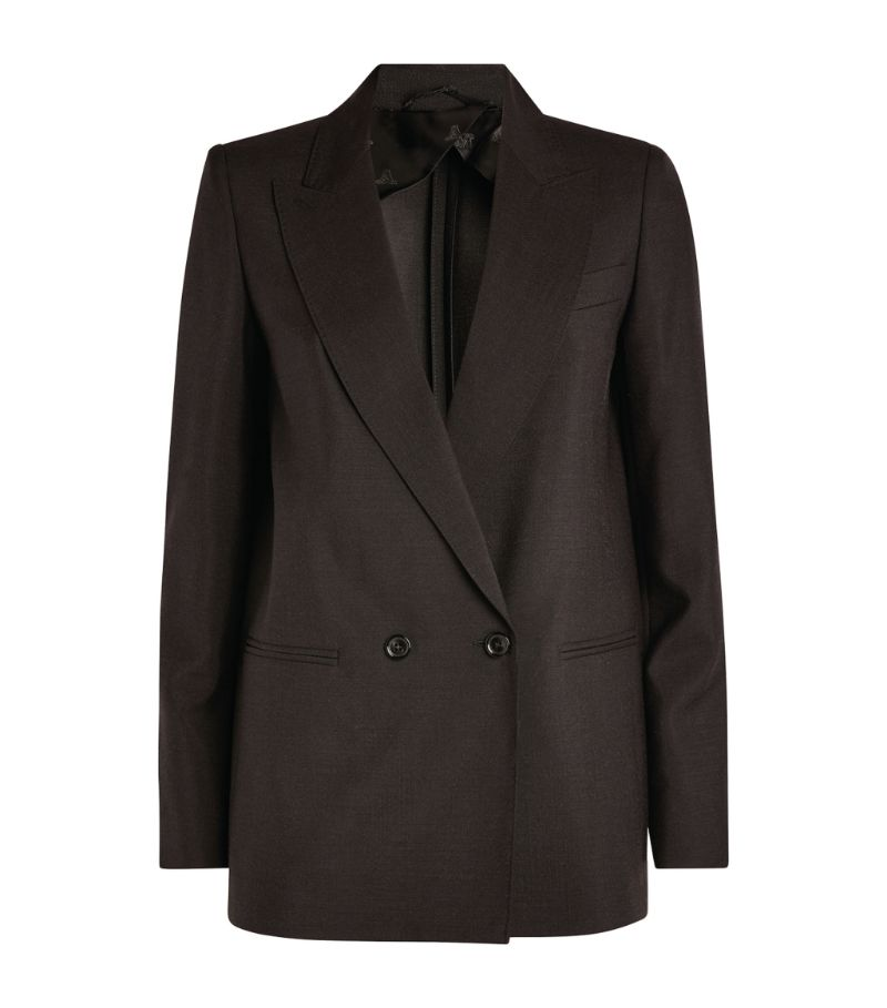 Max Mara Edoardo Mohair-Silk Jacket