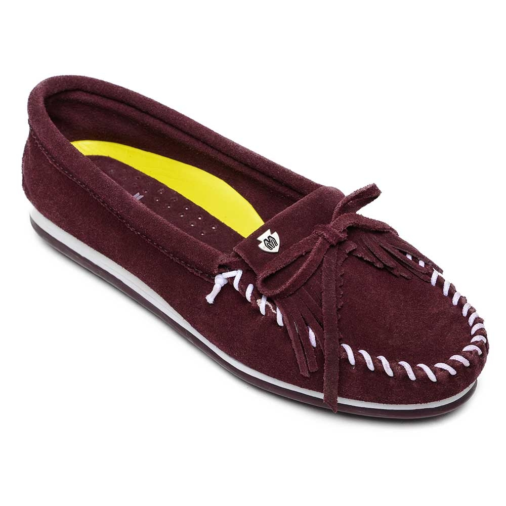 Minnetonka Kilty Plus - Womens Moccasins