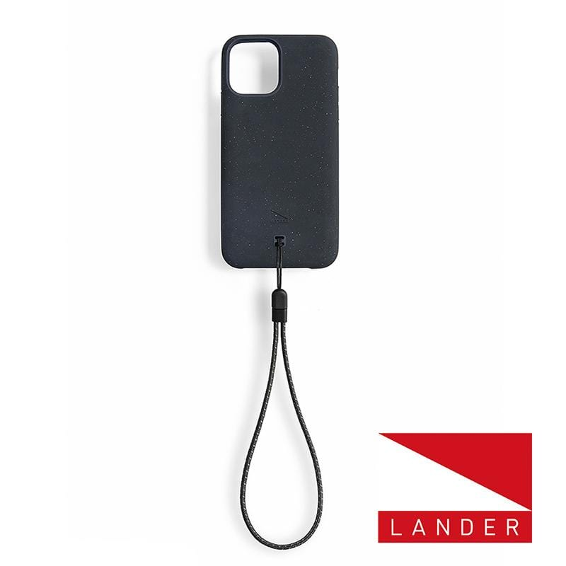 Torrey iPhone 12系列 極致手感防摔殼(附手繩) 12 Pro Max 星空黑