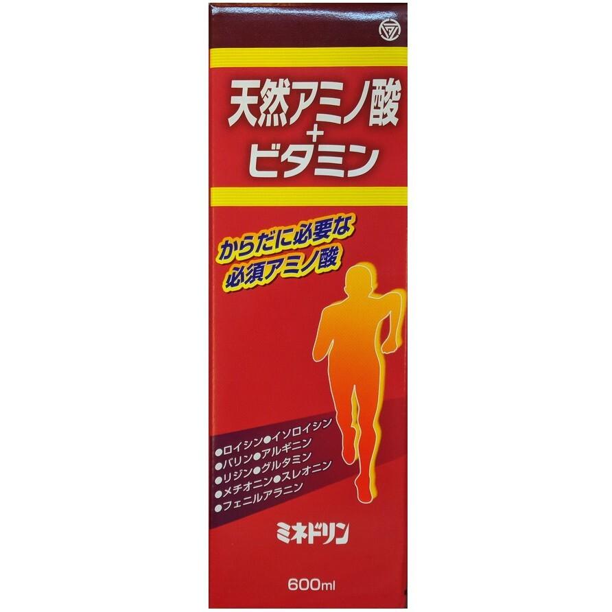 美生藥局日本胺基酸滋養精  600ml