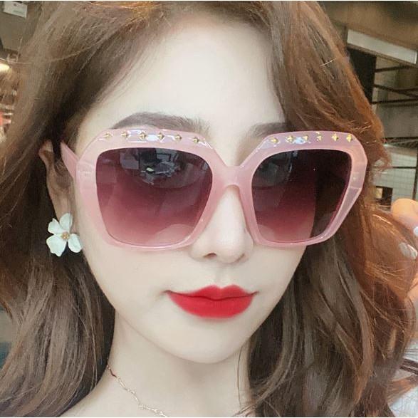 今年度最新網紅款潮流行時尚百搭抗UV太陽眼鏡 72478