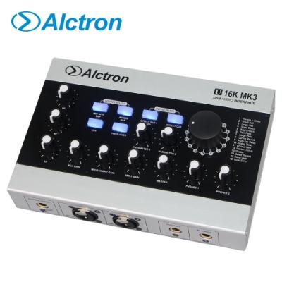 ALCTRON U16K MK3 專業直播錄音介面