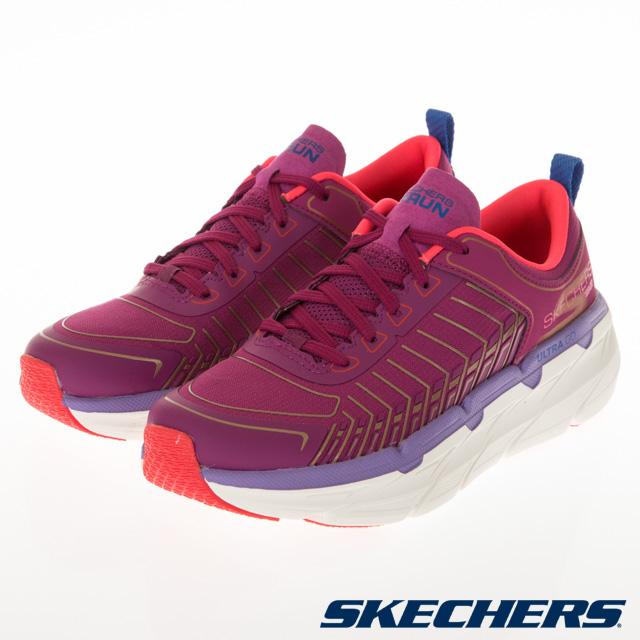 SKECHERS 女慢跑系列 GORUN MAX CUSHIONING PREMIER-128133RAS
