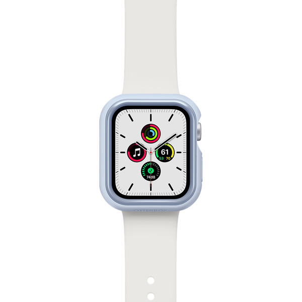 OtterBox Exo Edge 保護殼 (適用於 Apple Watch 44 公釐) - 藍色