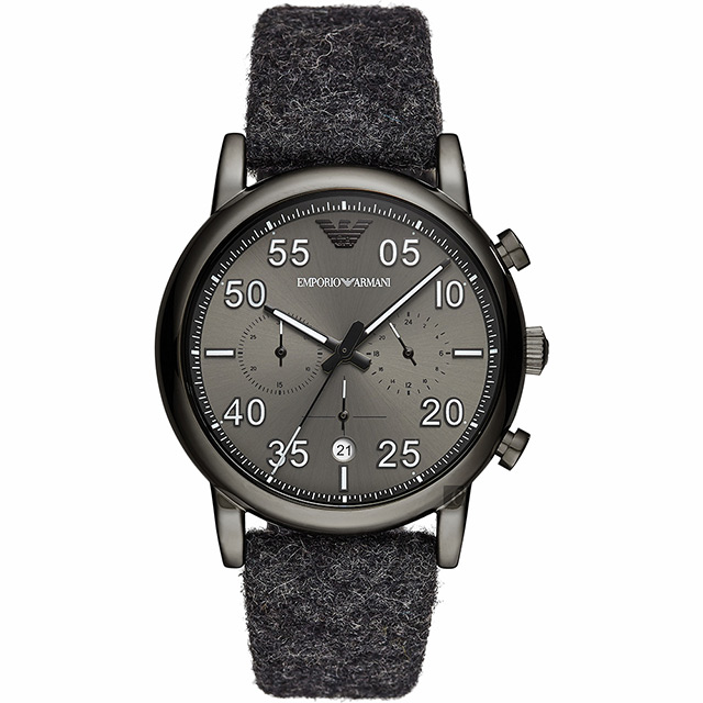 Emporio Armani Eagle系列秋冬時尚計時錶 AR11154