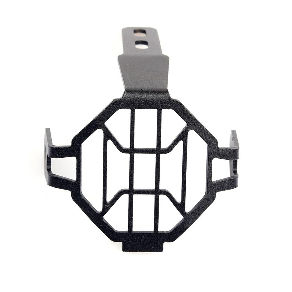機車改裝件專賣 適用于BMW R1200GS R1250GS F750/850GS改裝件前霧燈輔助燈保護罩