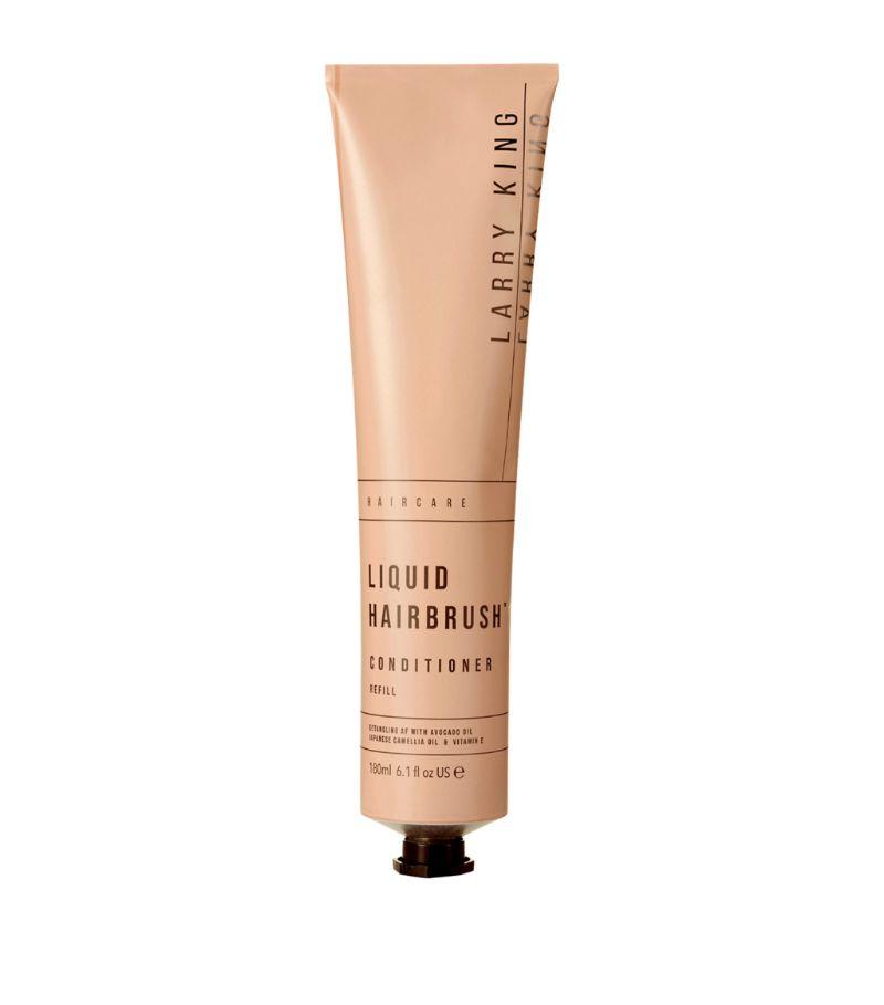Larry King Hair Liquid Hairbrush Conditioner (180Ml)