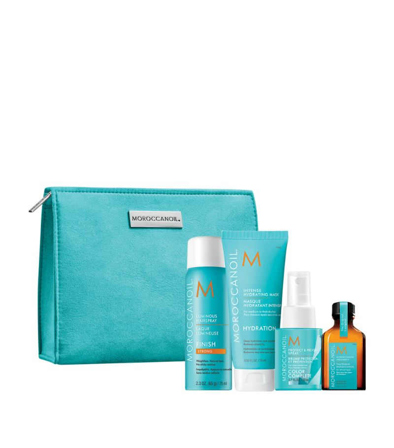 Moroccanoil Style Collection Travel Kit