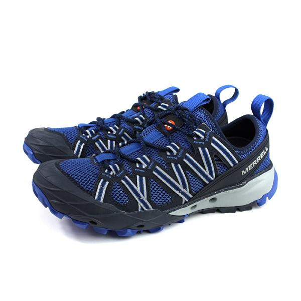 MERRELL CHOPROCK 運動鞋 水陸 藍色 男鞋 ML033529 no087