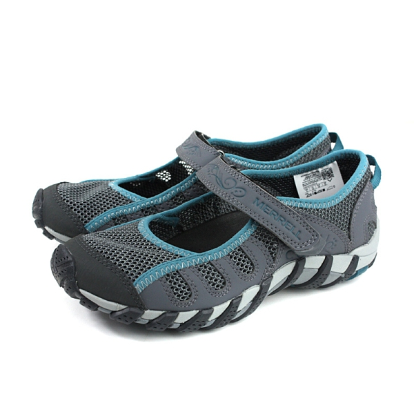 MERRELL WATERPRO PANDI 2 運動鞋 水陸兩棲 灰色 黃金大底 女鞋 ML033190 no089