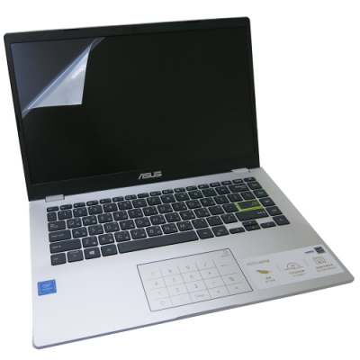 EZstick ASUS E410 E410MA 夢想藍  專用 筆電 螢幕保護貼