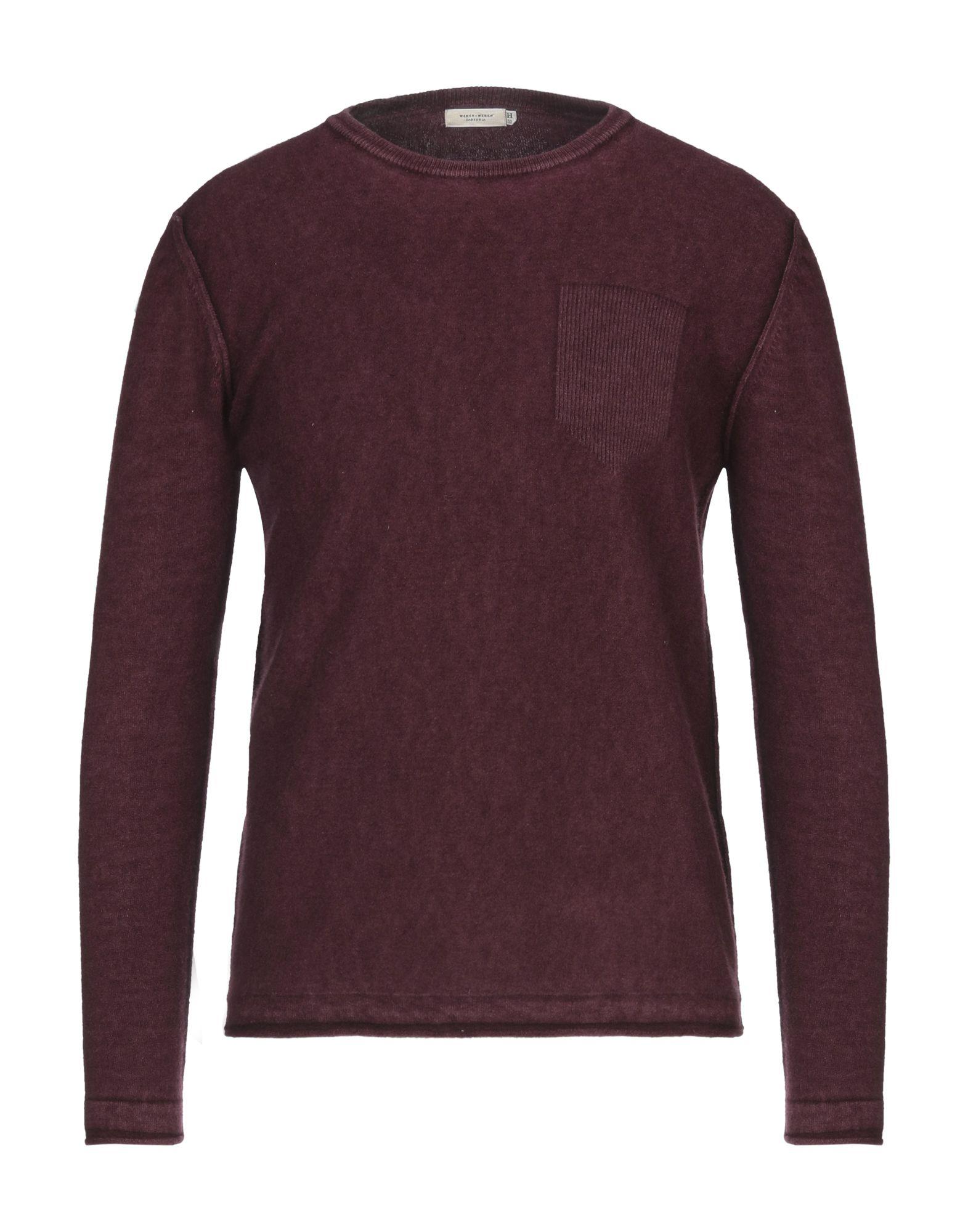 WEBER+WEBER SARTORIA Sweaters - Item 14043471