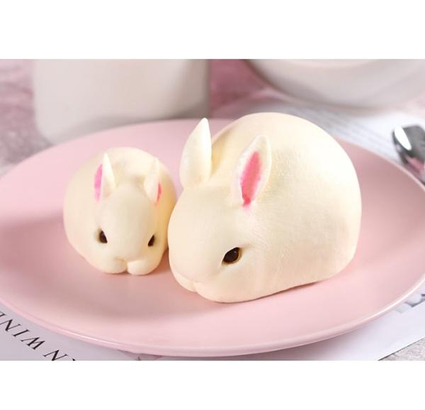 3D立體兔子翻糖矽膠模具 冰塊模 翻糖蛋糕慕斯蛋糕模具 兔子慕斯模 手工皂模【M036】