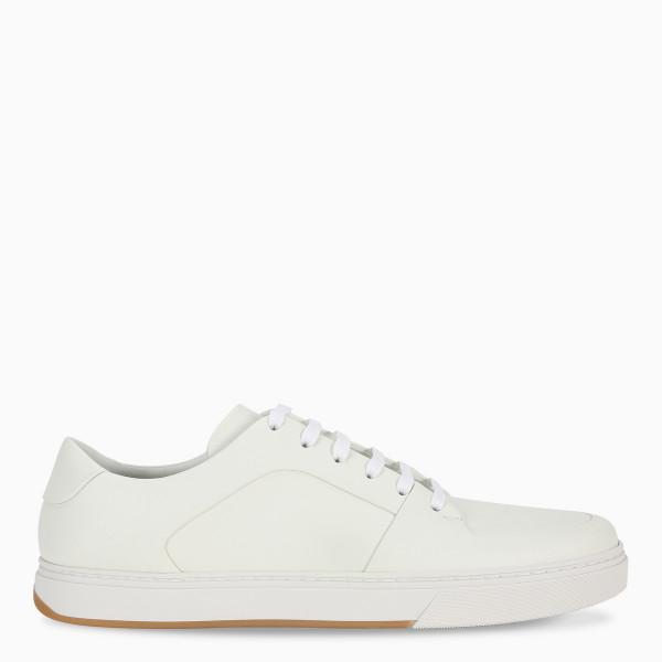 Bottega Veneta White leather sneakers