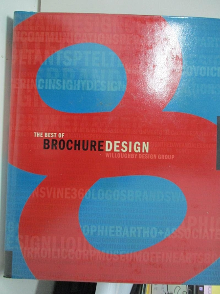 【書寶二手書T5/設計_DXX】The Best of Brochure Design 8 (HB)_Willoughby, Ann