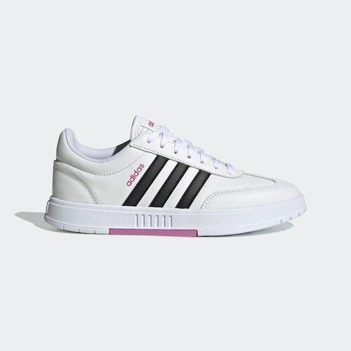Adidas Neo Gradas [FW9366] 女鞋 運動 休閒 滑板 透氣 復古 潮流 穿搭 愛迪達 白 黑