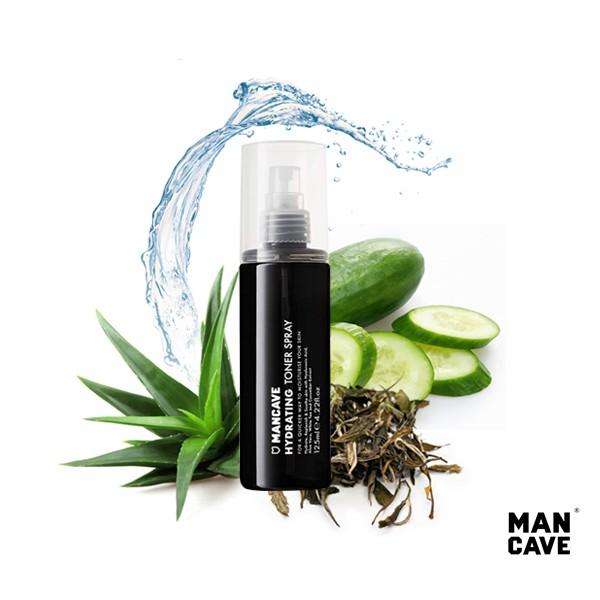 GOODFORIT / 英國Man Cave Hydrating Toner Spray玻尿酸保濕爽膚水/125ml
