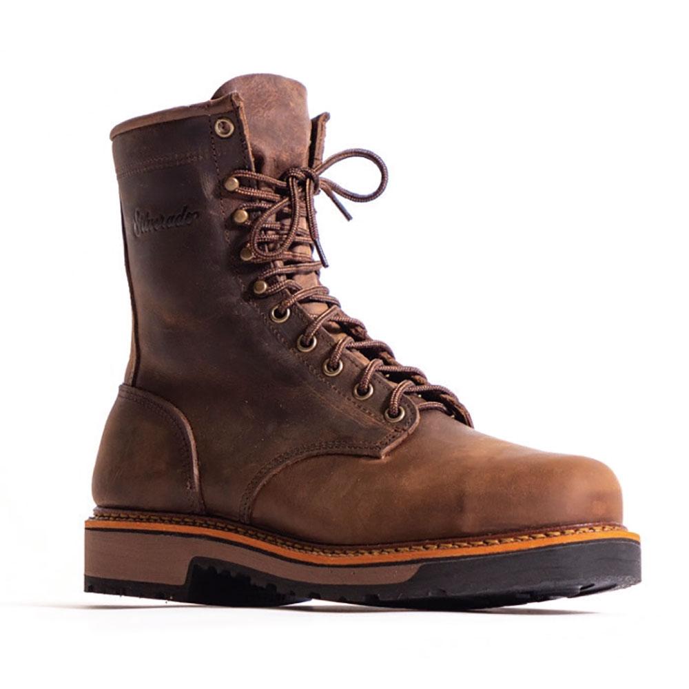 "Silverado by Abilene 8"" Lumberjack - Mens Cowboy Boots"