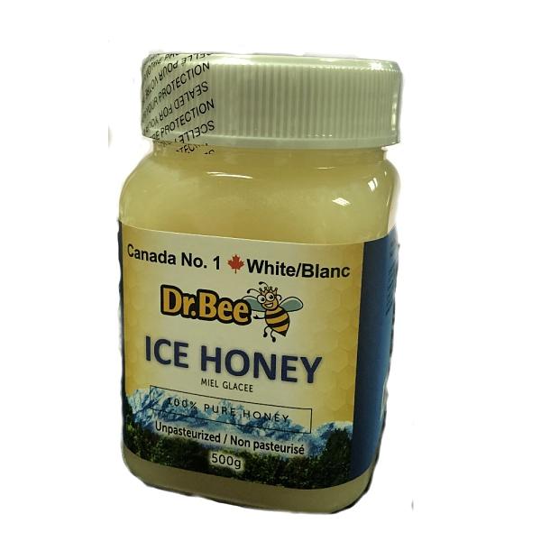 博士蜂園 DR.BEE 加拿大頂級進口蜂蜜(冰蜜) 洛磯山脈下的極地純天然冰蜜 ICE HONEY