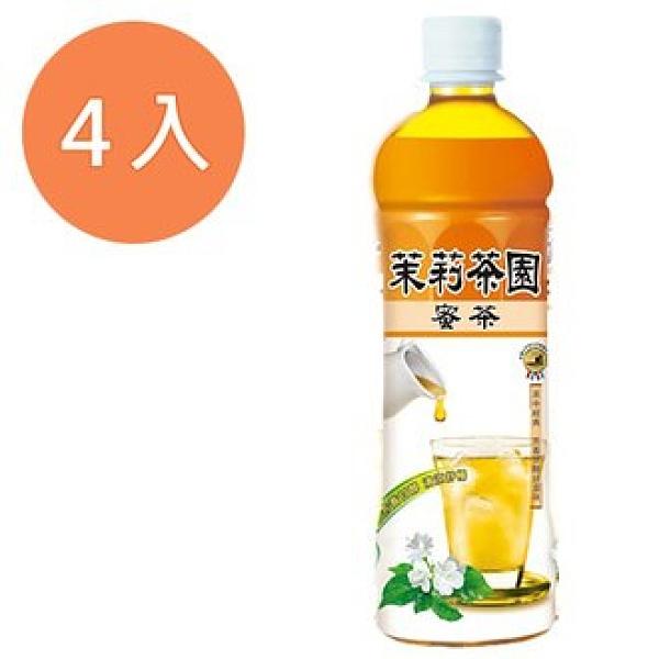 光泉 茉莉茶園 蜜茶 585ml (4入)/組