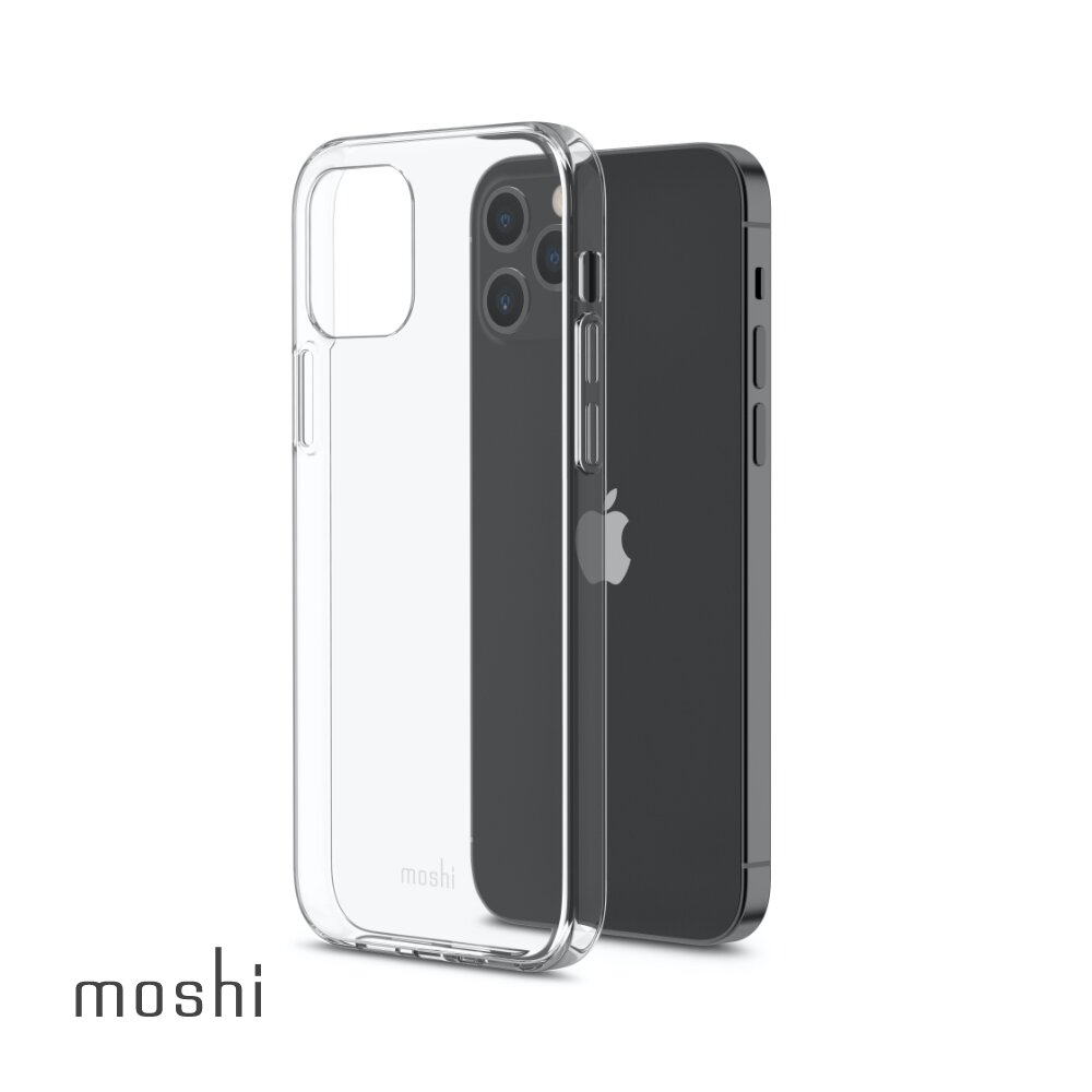 Moshi Vitros for iPhone 12/12 Pro 超薄透亮保護殼