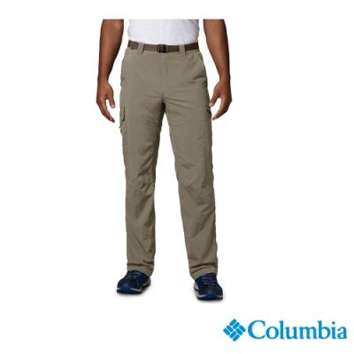Columbia 哥倫比亞 男款- Omni-Shade防曬50快排長褲-卡其  UAE80070KI