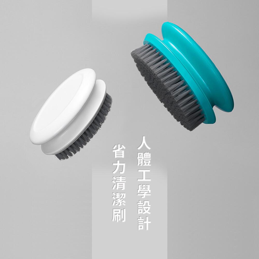 comfyzone-人體工學設計省力清潔刷