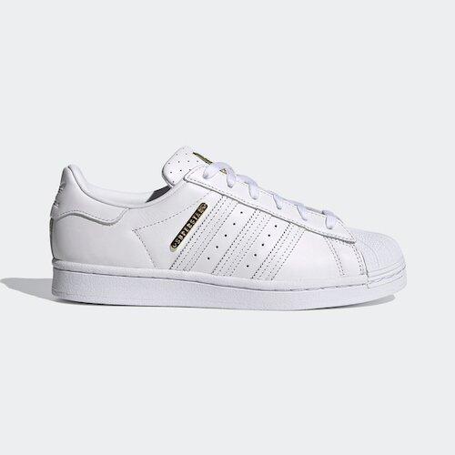 Adidas Superstar W [FW3713] 女鞋 運動 休閒 慢跑 貝殼 復古 經典 金標 穿搭 愛迪達 白