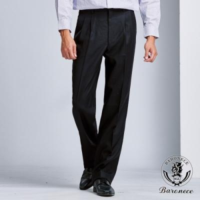 BARONEC 素雅簡約羊毛西褲(107152-15)
