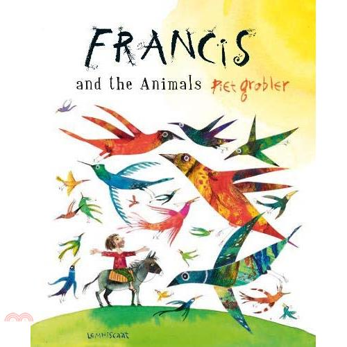 Francis and the Animals【三民網路書店】(精裝)[79折]