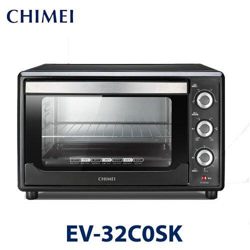 【CHIMEI 奇美】32公升 基本型烤箱 EV-32C0SK