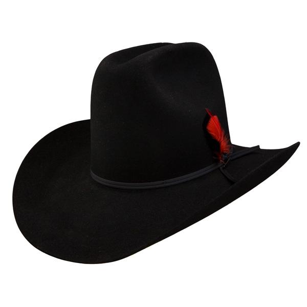Resistol Quarter Horse 60 - (6X) Fur Cowboy Hat