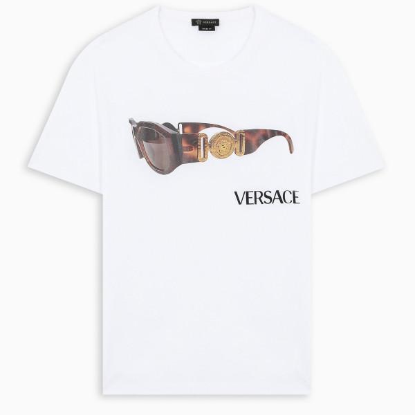 VERSACE Medusa Biggie print t-shirt