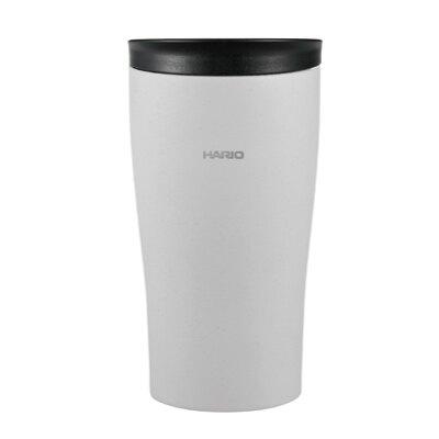 金時代書香咖啡 HARIO  史迪克灰色曲線隨行杯 300ml STF-300-GR