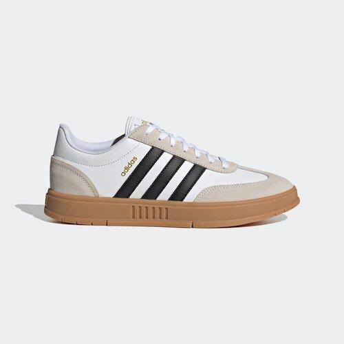 Adidas Neo Gradas [FW3378] 男鞋 運動 休閒 滑板 透氣 復古 潮流 穿搭 愛迪達 白 黑