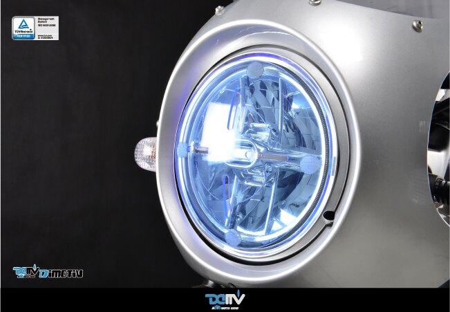 【柏霖】DIMOTIV BMW R nineT Racer 大燈護目鏡2 DMV