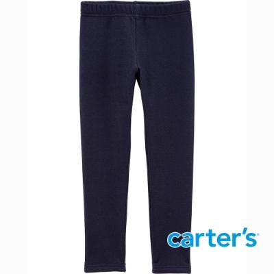 【Carter s】深藍素色丹寧內搭褲(2T-4T)  (台灣總代理)