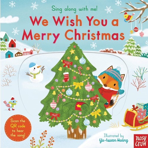 Sing Along with Me!We Wish You a Merry Christmas Reissue Ed.