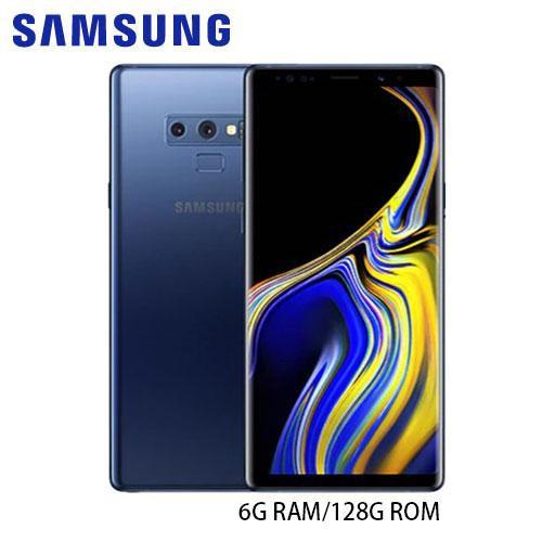 SAMSUNG三星 GALAXY NOTE9 (6G/128G)手機N960F- 藍【愛買】
