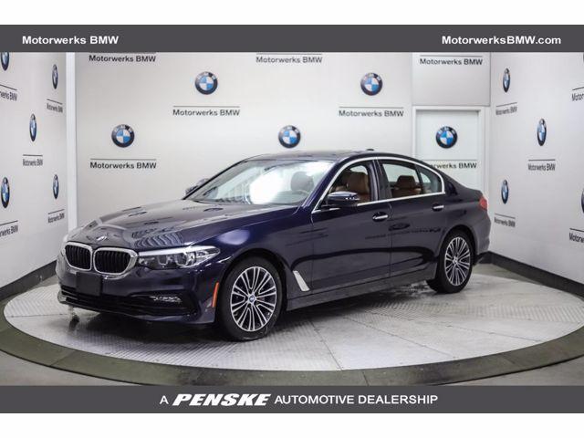 [訂金賣場]Certified 2017 BMW 530i xDrive