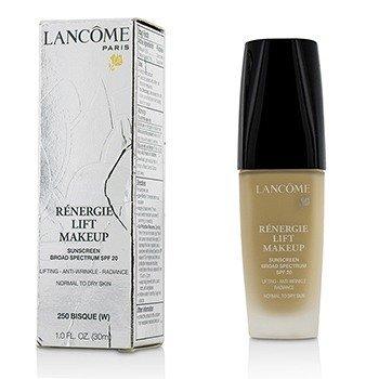 Lancome 蘭蔻 緊膚粉底液SPF20 Renergie Lift Makeup SPF20 - # 250 Bisque (W) (美版) - 粉底及蜜粉